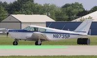 N8735P @ KOSH - EAA AIRVENTURE 2010