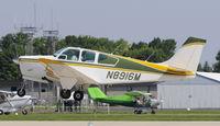 N8916M @ KOSH - EAA AIRVENTURE 2010 - by Todd Royer