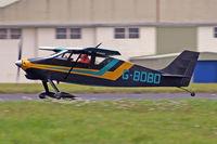 G-BDBD @ EGBP - Wittman W.8 Tailwind [133] Kemble~G 20/08/2006 - by Ray Barber
