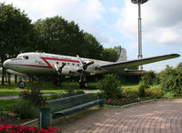 44-9063 @ EDDF - Preserved at the Berlin Luftbrucken Denkmal, near the airport... - by Shunn311