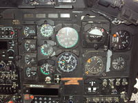 68-16864 @ ALO - Here's the old girl's instrument panel.  It's been upgraded, but still looks oh so familiar! - by Bookie