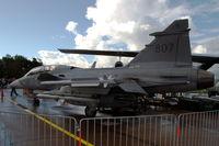39807 @ ESGP - JAS 39B Gripen twoseater static display - by Henk van Capelle