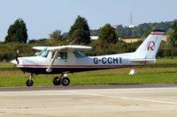G-CCHT @ EGKA - Cessna 152 [152-85176] Shoreham~G 27/08/2007 - by Ray Barber
