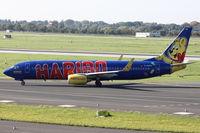 D-AHFM @ EDDL - Tuifly, Boeing 737-8K5 (WL), CN: 27986/474 - by Air-Micha
