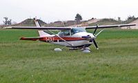 D-EJLY @ EGHP - Cessna 182K Skylane [182-57879] Popham~G 05/05/2007 - by Ray Barber
