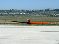 N1700F @ CMA - 1967 Sportavia-Putzer FOURNIER R.F.4.D Motor-Glider, Rectimo (VW) 4AR 1,200 modified to 1,400 c.c. 40 Hp - by Doug Robertson