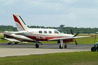 N87NF @ KLAL - Piper PA-46-310P Malibu JetPROP DLX [4608099] Lakeland-Linder~N 16/04/2010 - by Ray Barber