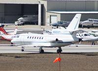 N520AF @ DAB - Falcon 50
