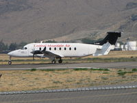 C-FCMB @ CYKA - ...Beech 1900-D. - by Blindawg
