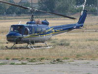 C-FJTG @ CYKA - ...Bell 205A - by Blindawg
