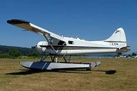 C-FFKL @ CBQ2 - De Havilland Canada DHC-2 Beaver Mk.1 [1343]   Fort Langley~C 20/07/2008 - by Ray Barber