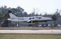 N700BV @ DAB - Aerostar 601P