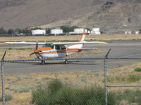 C-GOSS @ CYKA - ...Cessna 210 - by Blindawg