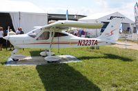 N323TA @ OSH - Airventure 2010 - Oshkosh, Wisconsin - by Bob Simmermon