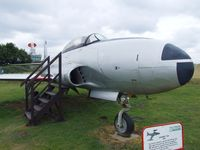 51-6718 - Lockheed T-33A at the City of Norwich Aviation Museum