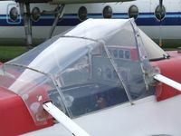 G-BTAZ - Evans (Poulter Gs) VP-2 at the City of Norwich Aviation Museum