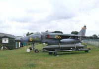 XX109 - SEPECAT Jaguar GR Mk1 at the City of Norwich Aviation Museum