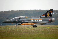 668 @ EHVK - Mirage 2000D - by Jan Lefers