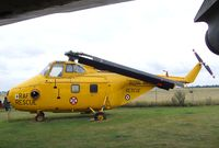XP355 - Westland Whirlwind HAR Mk10 at the City of Norwich Aviation Museum