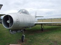 121 - Dassault Mystere IVa at the City of Norwich Aviation Museum - by Ingo Warnecke