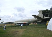 XV255 - Hawker Siddeley Nimrod MR2 at the City of Norwich Aviation Museum