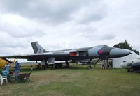 XM612 - Avro Vulcan B Mk2 at the City of Norwich Aviation Museum