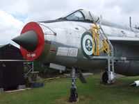 53-686 - English Electric (BAC) Lightning F Mk53 at the City of Norwich Aviation Museum