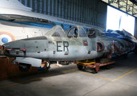 1371 @ LFBD - Cameroon Air Force ntu preserved Fouga Magister at the CAEA Museum... - by Shunn311