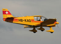 HB-KAD photo, click to enlarge