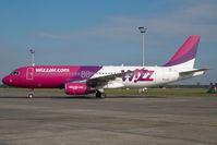 HA-LPC @ LHBP - Wizz Air Airbus 320 - by Dietmar Schreiber - VAP