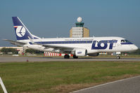 SP-LDH @ LHBP - LOT Embraer 170