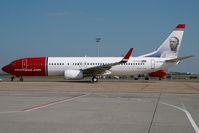 LN-NOO @ LHBP - Norwegian Boeing 737-800