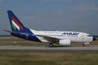 HA-LOE @ LHBP - Malev Boeing 737-600