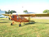 N1009G @ VTA - Newark, Ohio breakfast fly-in. - by Bob Simmermon