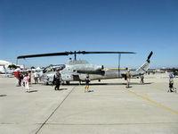165447 @ CMA - Bell AH-1H Super Cobra of HMLAT 303, two General Electric T700-401 Turboshaft 1,690 shp each - by Doug Robertson
