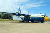 151891 @ KNPA - Lockheed TC-130G Hercules [3878] Pensacola NAS~N 10/04/2010