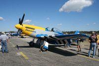 N651JM @ TIX - Obsession P-51D