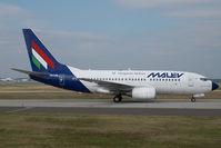 HA-LOI @ LHBP - Malev Boeing 737-700