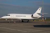 D-BONN @ LHBP - Falcon 2000