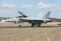 165806 @ TIX - F/A-18F Super Hornet