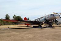 12418 @ KNPA - Douglas DC-3 LC-47H-20-DL Skytrain [9358] Pensacola NAS~N 10/04/2010