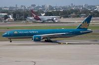 VN-A147 @ YSSY - Flew on its sister :-) (146) - by Bill Mallinson