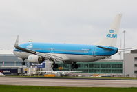 PH-BXG @ EGCC - KLM Royal Dutch Airlines - by Chris Hall