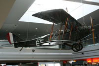 SC1918 @ KDEN - KDEN On display in the bravo concourse.