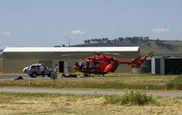VH-UAN @ YSWG - VH-UAN at YSWG prior to departing for monitoring floods in the Riverina region. - by YSWG-photography