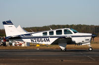 N2664M @ KTHA - KTHA Beech party 2010