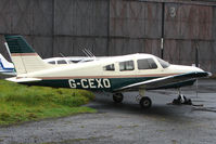 G-CEXO @ EGNV - 1998 New Piper Aircraft Inc PIPER PA-28-161, c/n: 2842041 at Durham Tees Valley