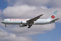 C-GEOQ @ EGLL - Air Canada 767-300 - by Andy Graf-VAP