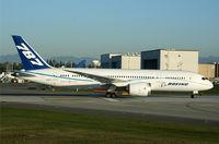 N787FT @ KPAE - KPAE ZA005 departing 16R back to KBFI