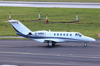 D-IHRA @ EDDL - Triple Alpha, Cessna 525A Citation CJ2, CN: 525A-0168 - by Air-Micha
